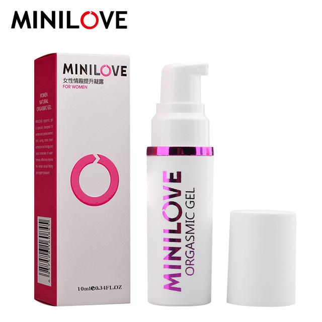 Gel orgásmico Minilove